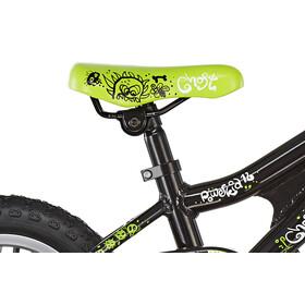 Ghost Powerkid AL 12 Børnecykel grøn/sort